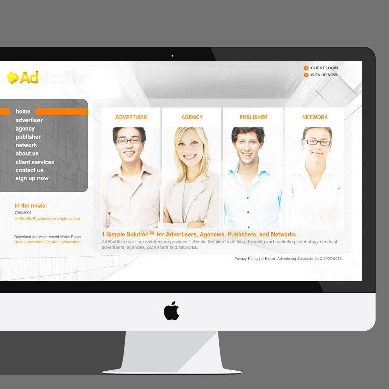 Website Design/UI