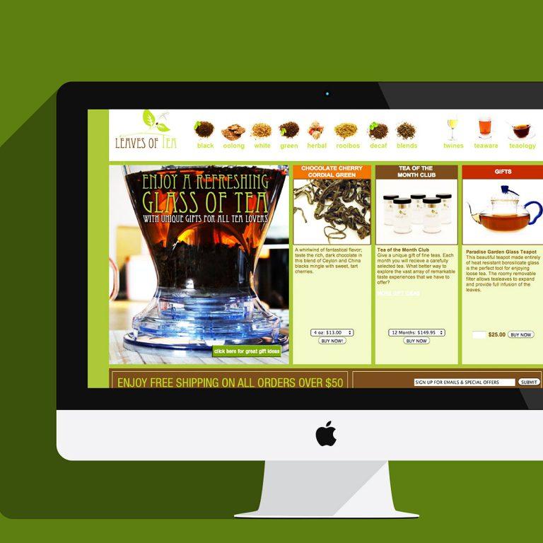 eCommerce Website Design/Develop