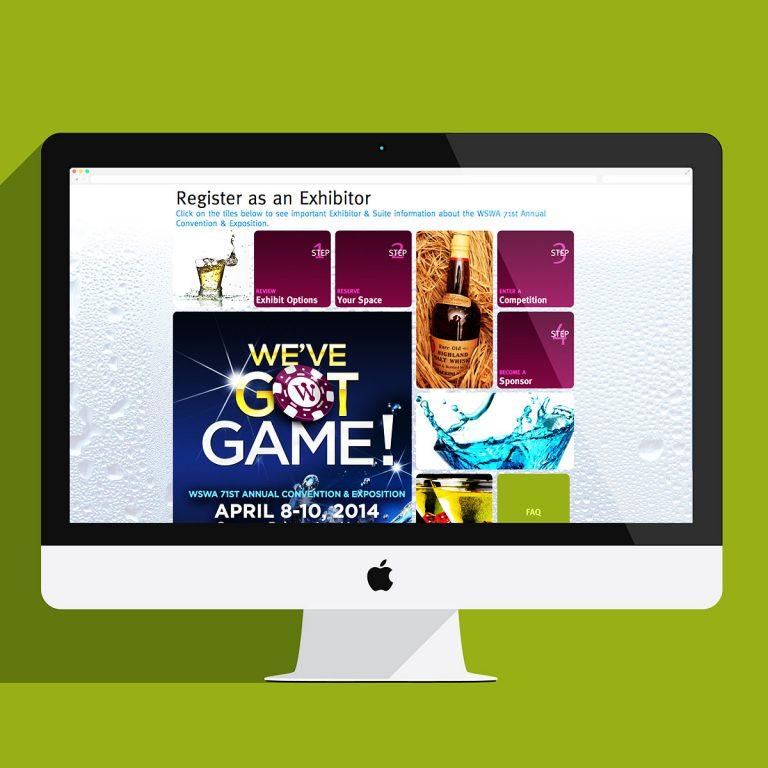 Conference Website for Viva